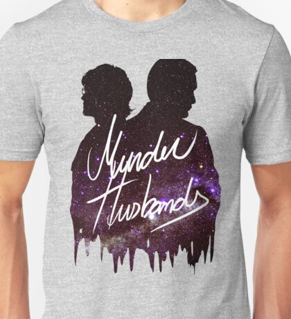 Murder Husbands [Galaxy] Unisex T-Shirt