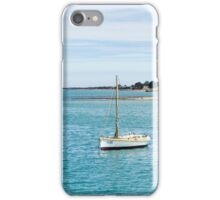 The Little Boat iPhone Case/Skin