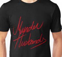 Murder Husbands [Text] Unisex T-Shirt