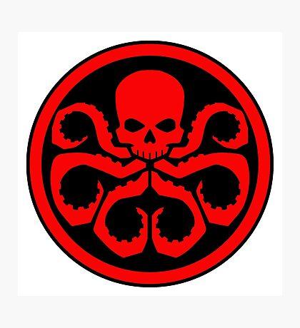 Hail Hydra! Photographic Print