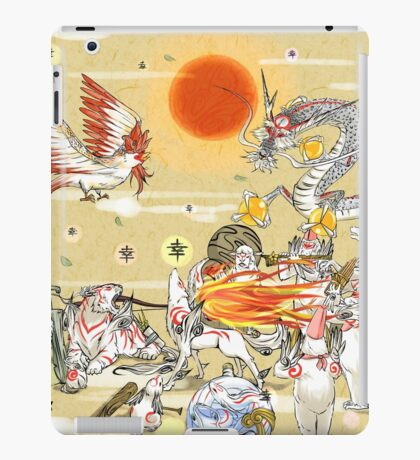 All Gods iPad Case/Skin