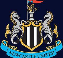 Newcastle United F.C. by dewi99