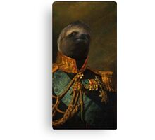 Sloth Bill Payne Bill Murray Feri Ferdian Canvas Print