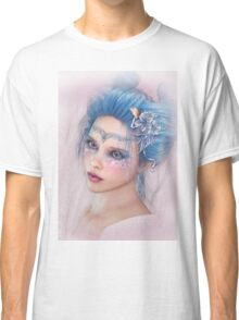 Lady in Spring Classic T-Shirt