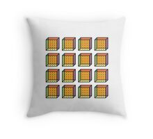 TETRIS COLLECTION Shape C Throw Pillow