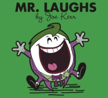 Mr Laughs One Piece - Short Sleeve