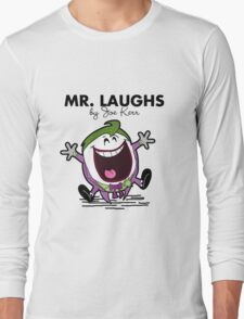 Mr Laughs Long Sleeve T-Shirt
