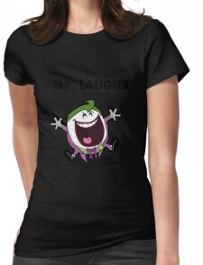 Mr Laughs Womens Fitted T-Shirt