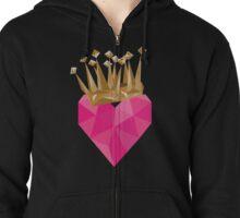 Kings love Zipped Hoodie