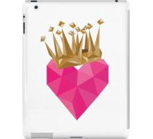 Kings love iPad Case/Skin