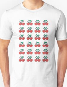 Cherry Pattern T-Shirt