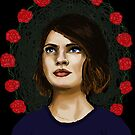 Malia Tate - The Werecoyote by thescudders