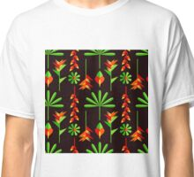 bright tropical picture Classic T-Shirt
