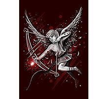 Cupid Photographic Print