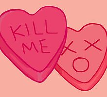 Kill Me Candy Hearts by Sophie Ryan