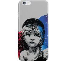 les mis iPhone Case/Skin