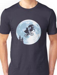 E.T. the Extra-Terrestrial - Xenomorph Unisex T-Shirt