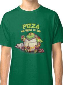 Teenage Mutant Ninja Turtles - Fat Michelangelo Classic T-Shirt