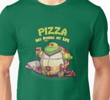 Teenage Mutant Ninja Turtles - Fat Michelangelo Unisex T-Shirt