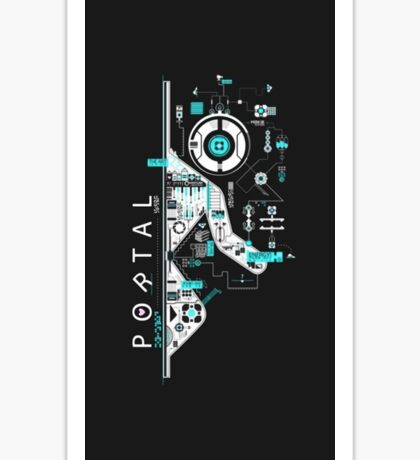 Portal Digital Sticker