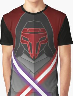 dark warrior Graphic T-Shirt
