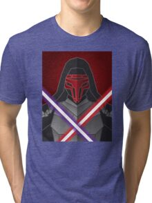 dark warrior Tri-blend T-Shirt