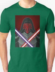 dark warrior Unisex T-Shirt