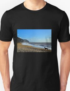 Charmouth Beach...Dorset UK T-Shirt