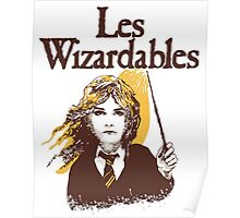 Harry Potter - Les Wizardables Poster