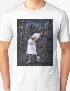 Zombies Kiss  Unisex T-Shirt