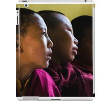 Three Young Monks iPad Case/Skin