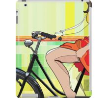 Sentiments d'été - la jupe iPad Case/Skin