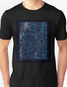 New York NY Troy 144364 1928 62500 Inverted T-Shirt