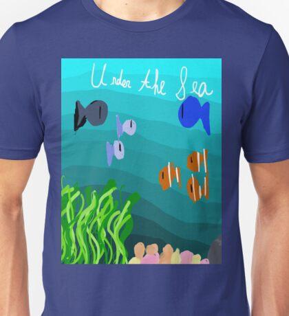 Under The Sea! Unisex T-Shirt