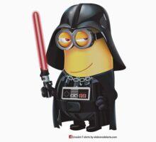 Minion Darth Vader by elobrerodelarte