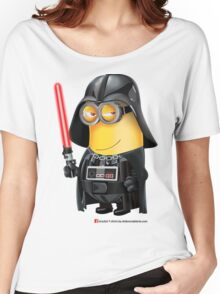 Minion Darth Vader Women's Relaxed Fit T-Shirt
