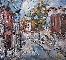 The Silent Street III by Stefano Popovski