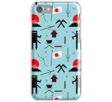 Enter the Ninja! iPhone Case/Skin