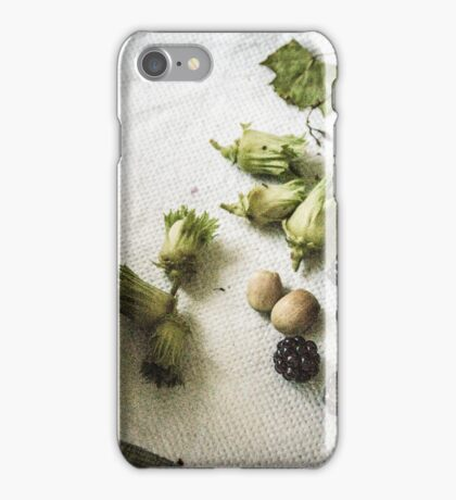 Autumn harvest iPhone Case/Skin