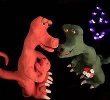 Dinosaur Love by Sara Sadler