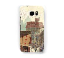 Paper city Samsung Galaxy Case/Skin