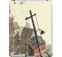 Paper city iPad Case/Skin