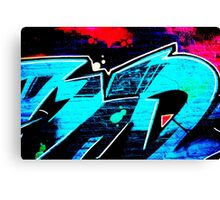 Graffiti 14 Canvas Print