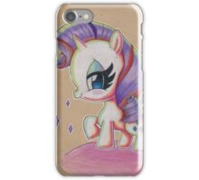 Rarity My Little Pony iPhone Case/Skin