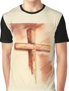 conte cross Graphic T-Shirt