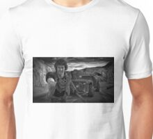 Thunder Road 1 Bw Unisex T-Shirt