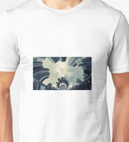 Abstract city Unisex T-Shirt