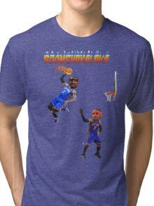 BOOMSHAKALAKA Tri-blend T-Shirt