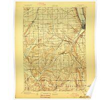New York NY Ithaca 139733 1895 62500 Poster