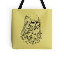 Leonardo da Vinci - Souvenir from Italy Tote Bag